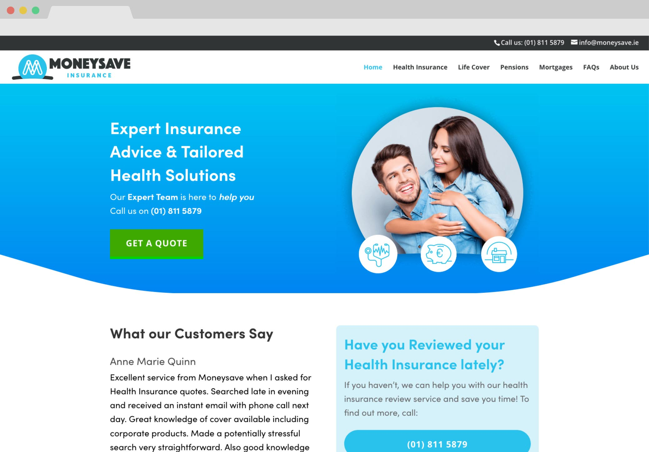 Moneysave Insurance